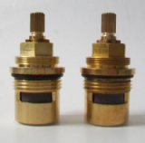 Brass Long Stem Ceramic Bath Cartridges 20 Spline - 58000005